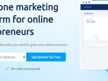 Systeme.io : the all-in-one marketing tool