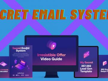 Secret Email System : Legit or Scam ?
